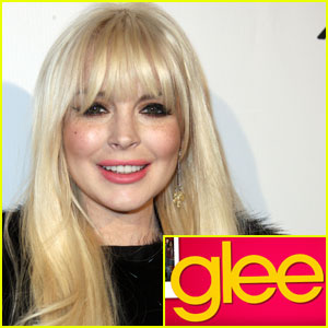 Lindsay Lohan: 'Glee' Guest Starring Role?