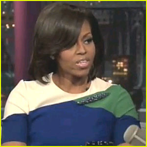 Michelle Obama Talks Incognito Target Trip