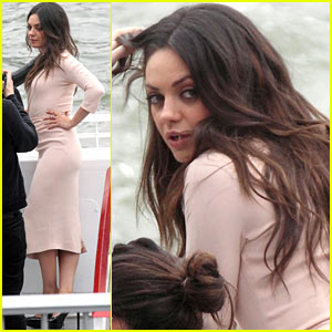 Mila Kunis: Dior Photo Shoot!