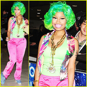 Nicki Minaj: 'Right By My Side' with Chris Brown!