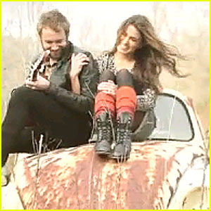 Nikki Reed & Paul McDonald: 'Now That I've Found You' Video