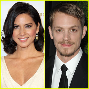 Olivia Munn & Joel Kinnaman: New Couple Alert?