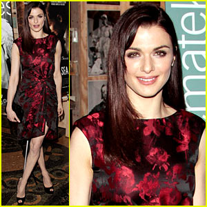 Rachel Weisz: 'Deep Blue Sea' Premiere in NYC!