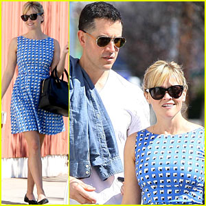 Reese Witherspoon: No Wedding Anniversary Plans Yet!
