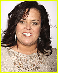 Rosie O'Donnell Takes Show Cancellation in Stride