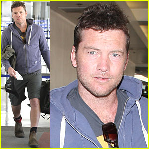 Sam Worthington: 'Wrath of the Titans' Out March 30!