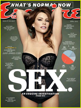 Sofia Vergara: Sexy 'Esquire' Cover!