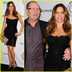Sofia Vergara: 'Modern Family' Cast at PaleyFest!