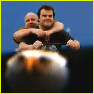 Jack Black: Tenacious D is Back!
