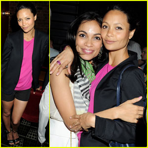 Thandie Newton: 'A Memory, A Monologue, A Rant & A Prayer'