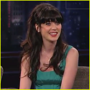 Zooey Deschanel: Older Sis Emily Used to Terrify Me!