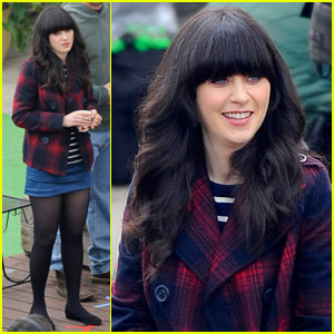 Zooey Deschanel Wants to Make More Music