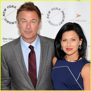 Alec Baldwin: Engaged to Hilaria Thomas!