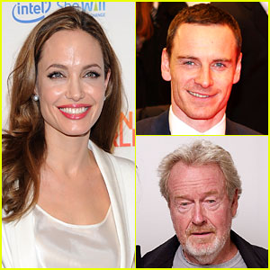Angelina Jolie Attached to Ridley Scott's 'The Counselor'