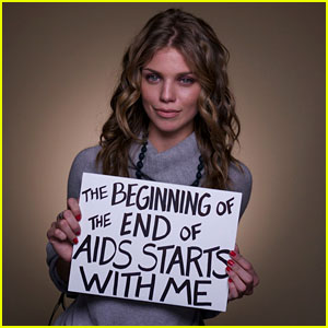 AnnaLynne McCord: 'I Predict' PSA for ONE!
