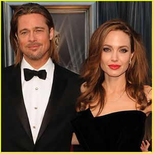 Brad Pitt Engaged to Angelina Jolie - Confirmed!