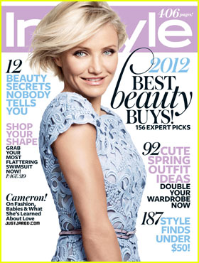 Cameron Diaz's New Project: Nutrition Educator!