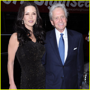 Catherine Zeta-Jones & Michael Douglas: Monte Cristo Couple