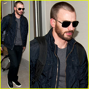 Chris Evans: 'Captain Ameri