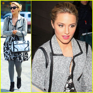 Dianna Agron Talks Tim Tebow Love Triangle