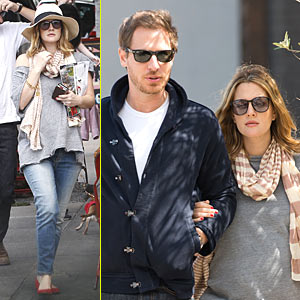 Drew Barrymore &#038; Will Kopelman: Saturday in Silver Lake!