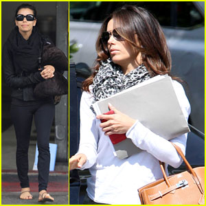 Eva Longoria: End of 'Housewives' Has Arrived