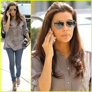 Eva Longoria: EVAmour Fragrance A Success!