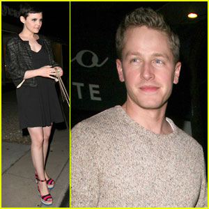 Ginnifer Goodwin & Josh Dallas: Madeo Mates