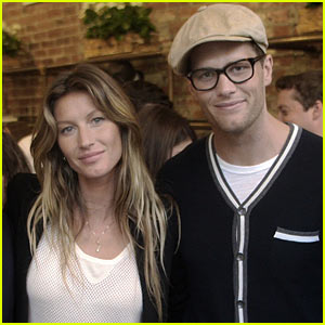 Gisele Bundchen &#038; Tom Brady: Rag &#038; Bone Party Pair!