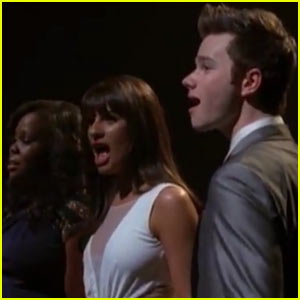 'Glee' Cast Covers Whitney Houston's