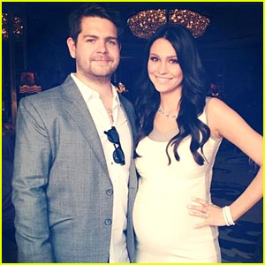 Jack Osbourne & Lisa Stelly Welcome Baby Girl!