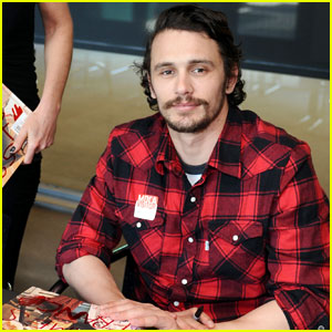 James Franco: Book Signing at MOCA!
