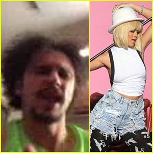 James Franco Lip Syncs Rihanna - Watch Video Now!