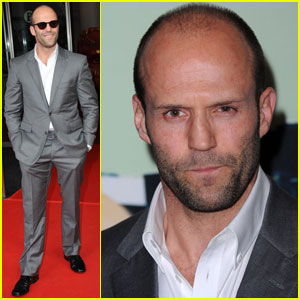 Jason Statham: 'Safe' European Premiere!