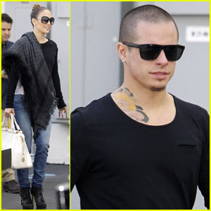 Jennifer Lopez: Happy Birthday, Casper Smart!