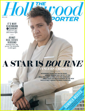 Jeremy Renner: No, I'm Not Gay