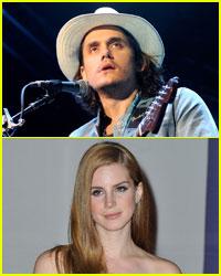 John Mayer Covers Lana Del Rey's 'Video Games'