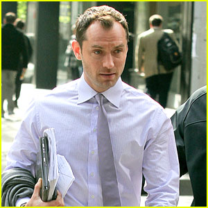 Jude Law: Angelina Jolie's 'Maleficent' Co-star?