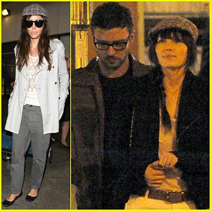 Justin Timberlake & Jessica Biel: Naples Getaway!