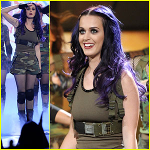 Katy Perry: 'Part of Me' on American Idol!