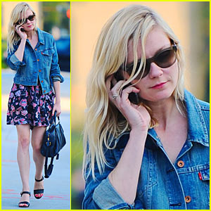 Kirsten Dunst Cannes Make It