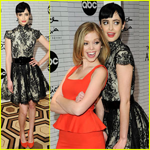 Krysten Ritter & Dreama Walker: 'Apartment 23' Screening!