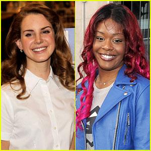 Lana Del Rey & Azealia Banks: 'Blue Jeans' Remix!