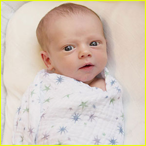 Hilary Duff: Baby Luca's First Pictures!