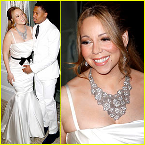 Mariah Carey &#038; Nick Cannon Renew Vows in Paris