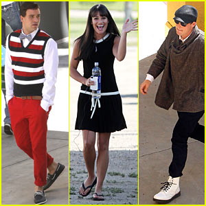 Lea Michele Sings Whitney Houston's 'How Will I Know'