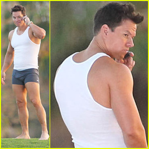 Mark Wahlberg: Underwear For 'Pain & Gain'!