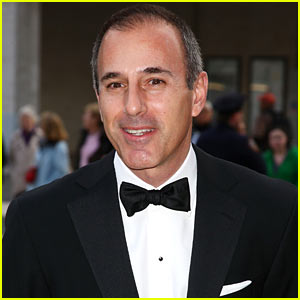Matt Lauer Announces He's Staying On the 'Today' Show!