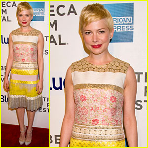 Michelle Williams: 'Take This Waltz' with Jason Segel!