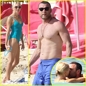 Naomi Watts & Liev Schreiber: St. James Lovers!